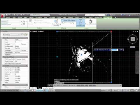 Add a Bounding Box to a Point Cloud