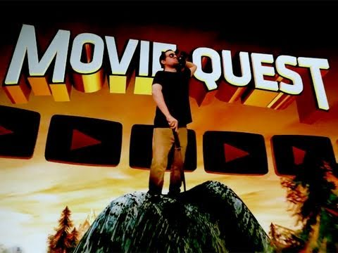 Office Warfare! : Movie Quest! Episode 001 - Part 1