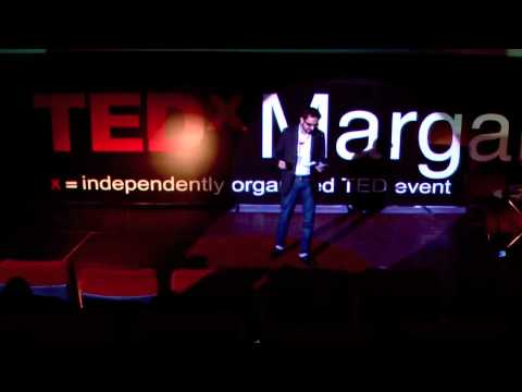 The Power of the Ridiculous: Sami Shah at TEDxMargalla
