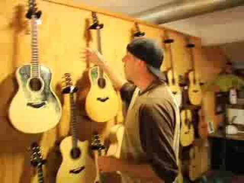 Acoustic Martin Taylor Guitar retail store review Ukulele