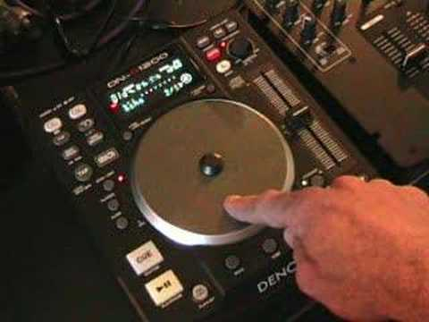 DENON DN-S1200 TUTORIAL ON USING THE ECHO / LOOP