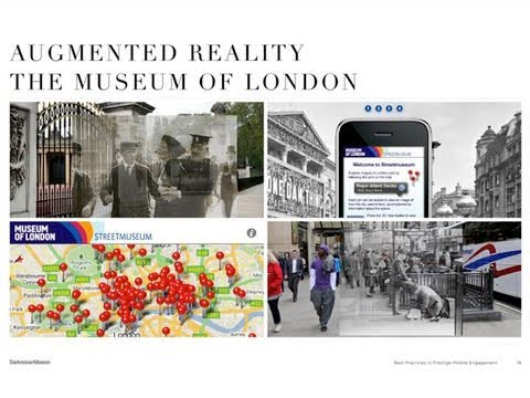 Augmented Reality Apps Bring the Past to Life