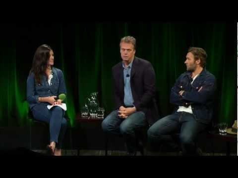 The Odd Life of Timothy Green: Peter Hedges and Joel Edgerton, Artists at Google