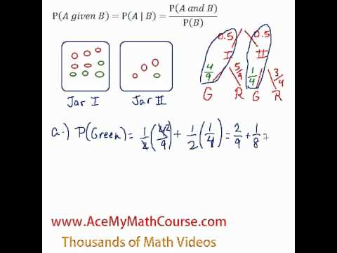 Conditional Probability - Question #2