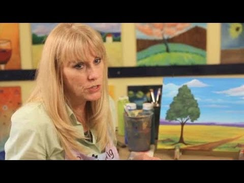 How to Paint with Acrylic Paint: What Is Acrylic Paint?