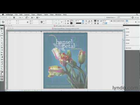 How to work with multiple windows in InDesign | lynda.com tutorial