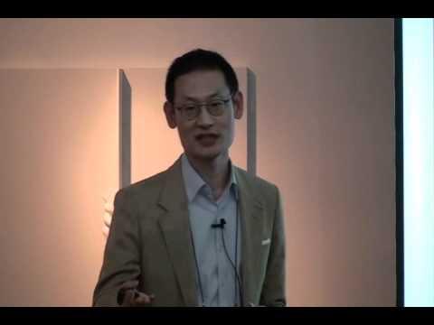 TEDxGangnam- hyunw ungjae - My life is check-in world