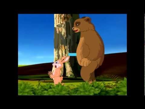 bear & bunny - Nursery rhyme