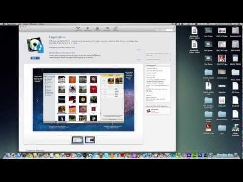 Tagalicious for OS X - Organize your iTunes Library