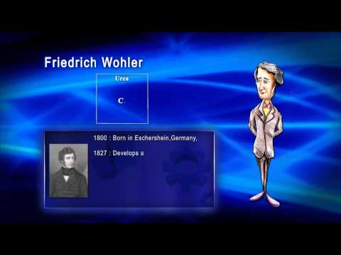 Top 100 Greatest Scientist in History For Kids(Preschool) -  FRIDRICH WOHILER