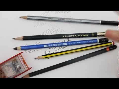 What Pencils I Use & What's in the Mail?!