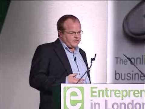 Chris Gorman OBE, What Is An Entrepreneur