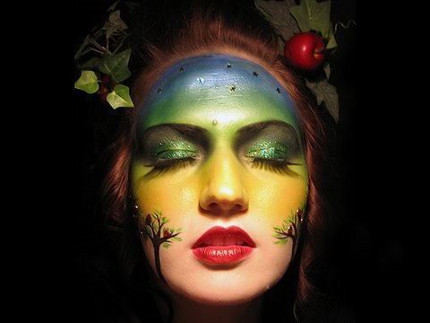Mother Earth Makeup Tutorial