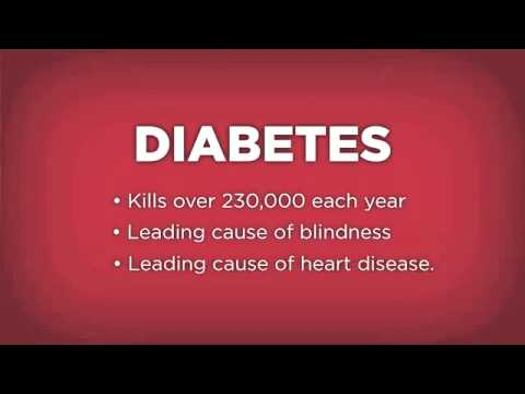 Stop Diabetes PSA with Larry King