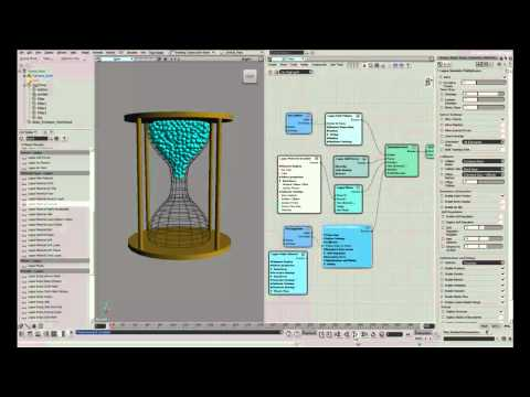 Softimage 2011 Subscription Release : Lagoa Collisions
