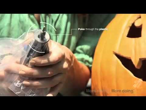 Halloween - Quick Tip Dremel - The Home Depot