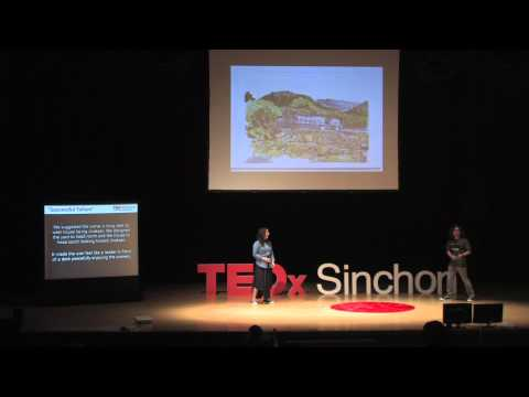Architecture is the Dream which the land have: Noh, Eunjoo and Lim, Hyungnam at TEDxSinchon