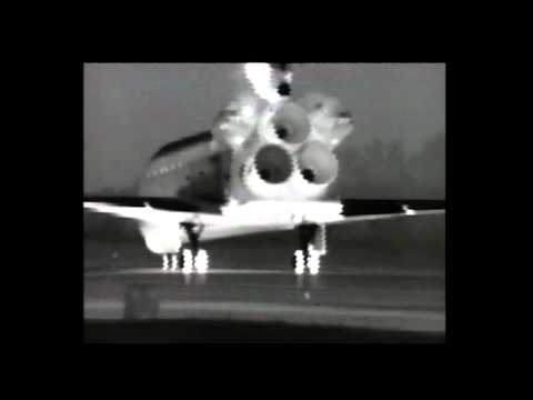 STS-134 Crew and Space Shuttle Endeavour Return Safely