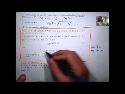Singular differential equations: bounds on solutions