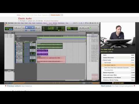 Pro Tools: Elastic Audio
