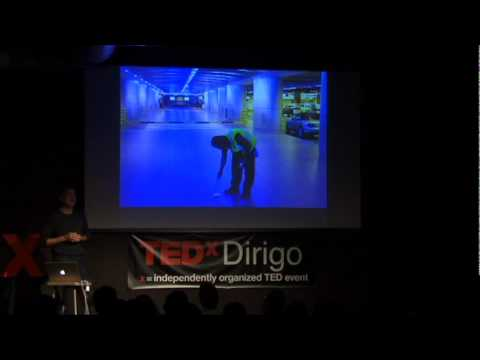 TEDxDirigo - David McLain - LEADING YOUR LIFE WITH MORE PURPOSE AND INTENTION