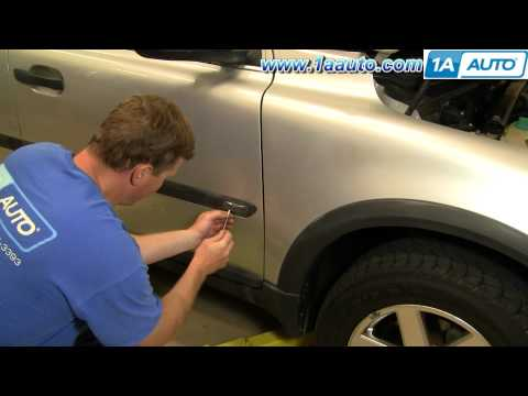 How To Install Replace Side Marker Light Volvo XC90 03-12 1AAuto.com