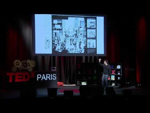 TEDxParis 2011 - Patrick Chappatte - Un nouveau modèle de reportage