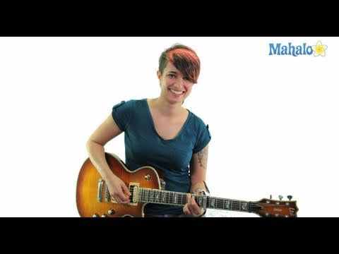 "How to Play ""Do You Wanna Touch Me"" by Joan Jett & The Blackhearts on Guitar"