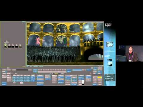 Autodesk® 3ds Max® Entertainment Creation Suite and Autodesk® Smoke® for Motion Graphics 2/2