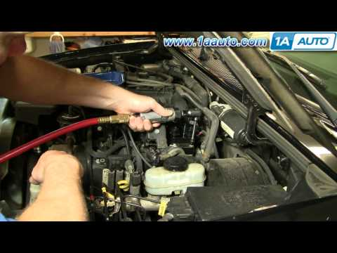 How To Install Replace Ignition Coil 91-10 Ford V6 3.0L 4.0L 4.2L 1AAuto.com