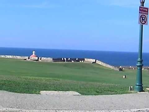 Fort San Juan Puerto Rico USA