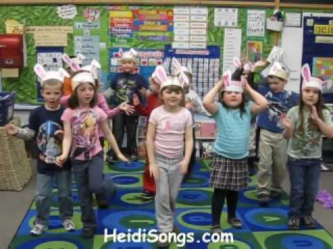 Count by 2's to 20 - Counting Song