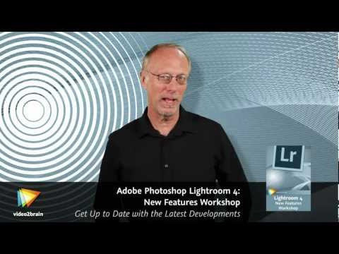 Adobe Photoshop Lightroom 4: New Features Workshop Trailer