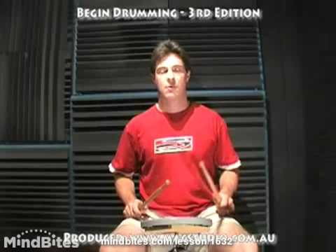 How to Play Drums: Grace Notes and Flams