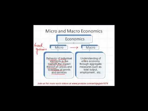 1334.Economics   Class 11 - Micro and Macro economics