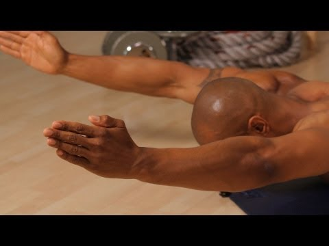 Prone Shoulder Stabilization Series: I Pose | Home Back Workout for Men