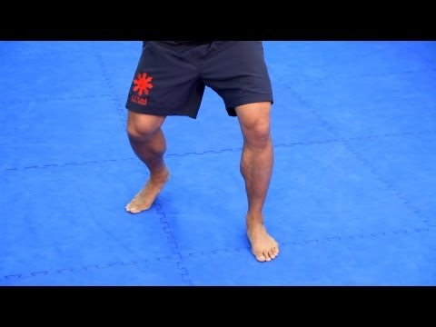 Footwork Basics | MMA Fighting Techniques