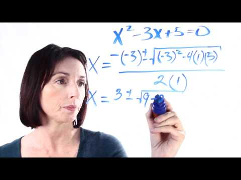 How to Solve Quadratic Equations (pt.2)