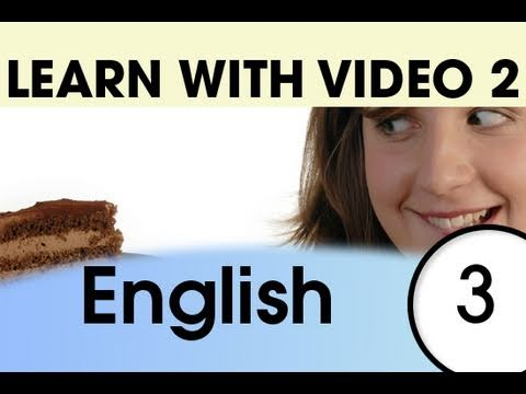 Learn English with Video - Top 20 English Verbs 1