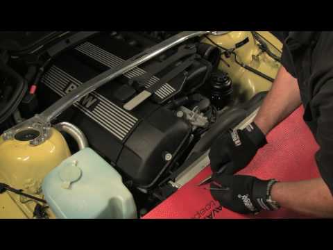 BMW Serpentine Belt Replacement