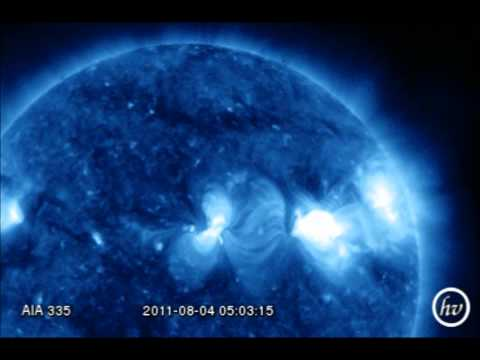 The Sun blows out another big flare and CME!
