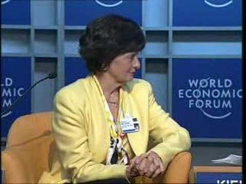 Davos Annual Meeting 2004 -  Partnering for Prosperity and Security