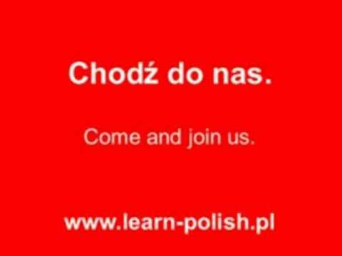 Small talk in Polish