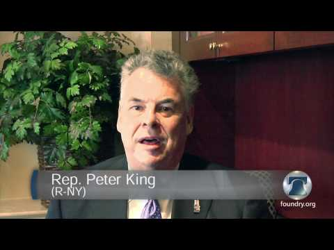 Representative Peter King on Counterterrorism in the Obama Administration