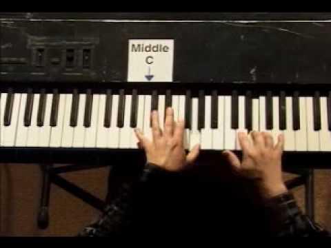 Piano Lesson - Kohler's Very Easiest Piano Studies #16