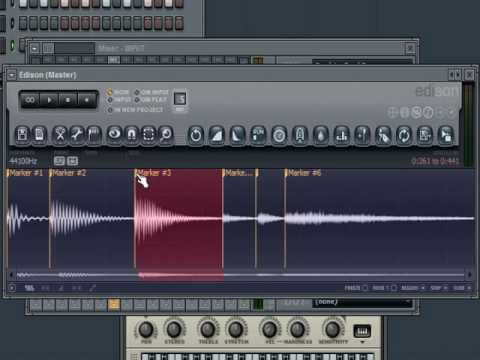 Making Drum Kits - Sampling Drum Part 2 - Warbeats FL Studio Tutorial