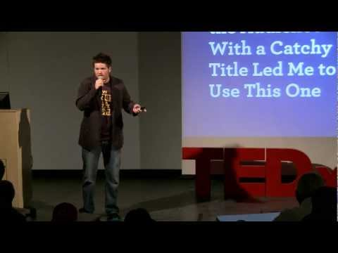 TEDxPhoenixSalon - Tyler Hurst - My Fear of Failing