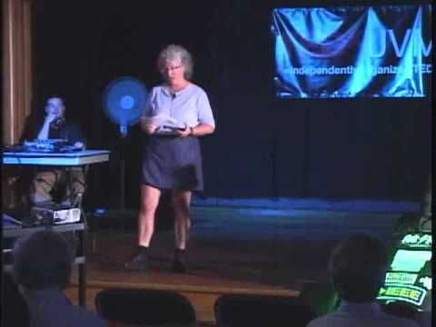 TEDxUVM - Deborah Neher - Economies of Food and Unintended Consequences