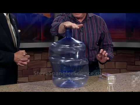Steve Spangler Best of 9News 2009 - 4 O'Clock Show