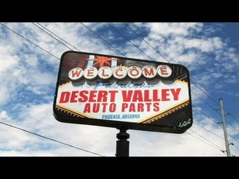 Desert Car Kings - Desert Valley